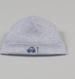 Kissy Kissy Rush Hour Stripe Hat