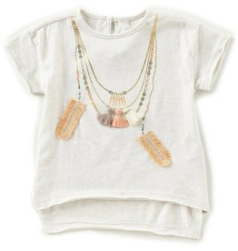 Jessica Simpson Necklace Top Sea Salt