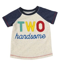 Mud Pie Two Handsome Shirt, 24M/2T