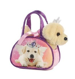 "Aurora 7"" Pretty Princess Pup"