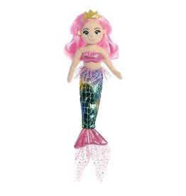 "Aurora 10"" Sea Sparkles Rose Mermaid"
