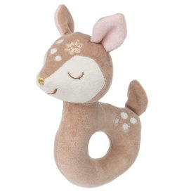 Mary Meyer Itsy Glitzy Fawn Rattle