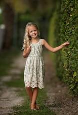 Isobella & Chloe Slate Airy Dream Dress