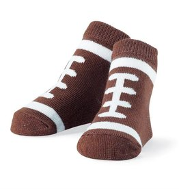 Mud Pie Football Sock