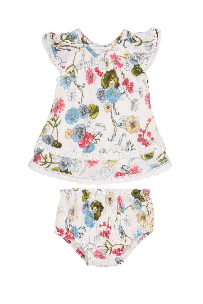 Mimi & Maggie Pretty Baby 2PC Set Multi