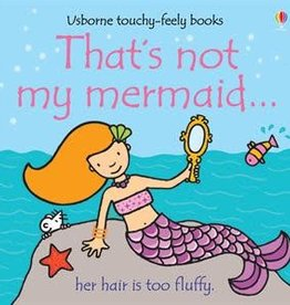 Usborne That's Not My Mermaid