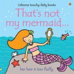 Usborne That's Not My Mermaid
