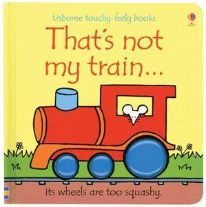 Usborne That's Not My Train