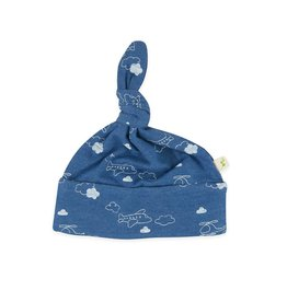 Tiny Twig Flying High Knotted Beanie, OS