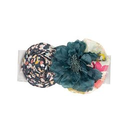 Haute Baby Gracie's Garden Headband, Toddler