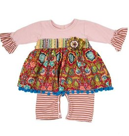 Haute Baby Gypsy Autumn Coverall