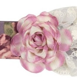 Haute Baby Sugar Plum Headband, Infant