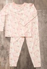 Bestaroo Unicorn 2 PC Pajama Set Pink