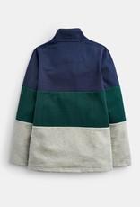 Joules Dale Half-Zip Sweatshirt Harlequin
