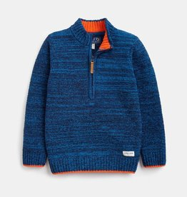 Joules Ryan Zip French Navy