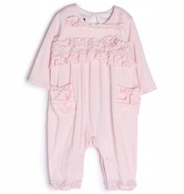 Isobella & Chloe Tickled Pink Coverall