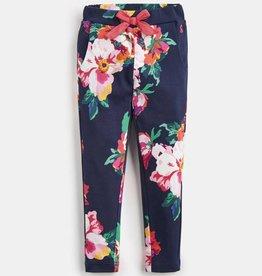 Joules Jazz Printed Jogger Pant Navy Floral