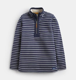 Joules Winterdale Sweatshirt French Navy Stripe