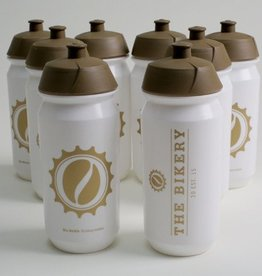 SHOP BOTTLE TACX WHT/GOLD