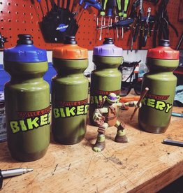 Specialized The Bikery Purist Bottle Merckx-Angelo Orange 22oz.
