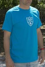 Moots Moots + Bikery Shirt Turquoise