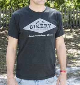 The Bikery Soft Tee Shirt Mens Black