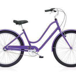 Benno Benno Upright 3i Ladies Lavander Purple