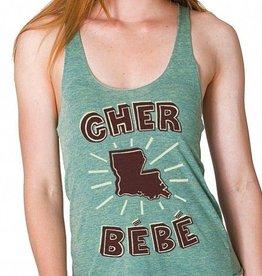Cher Bebe Racerback Tank