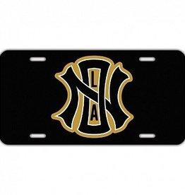 NOLA License Plate