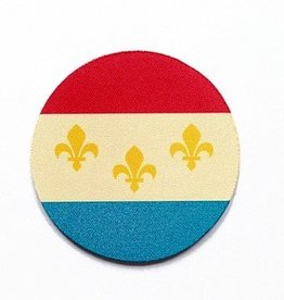 NOLA Flag Coaster