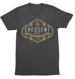 Vintage Crescent City Mens Tee