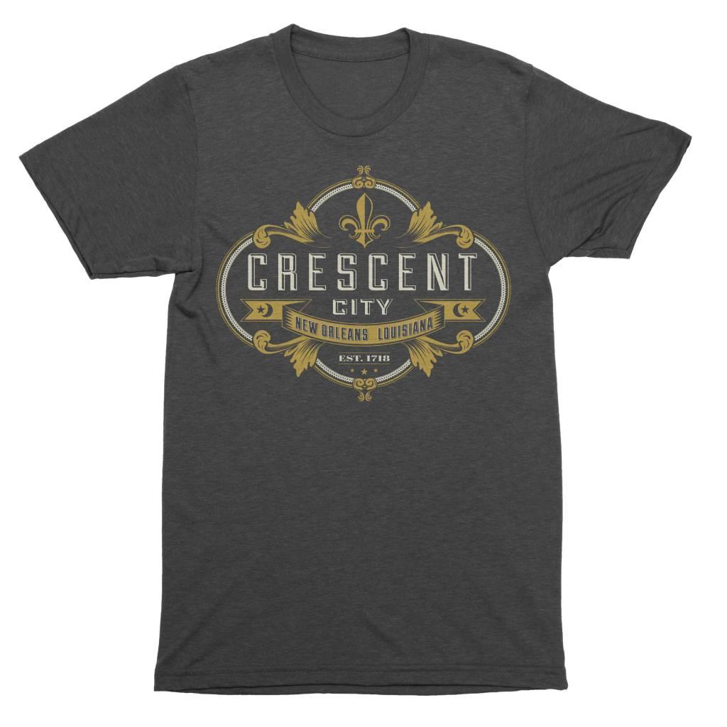 Vintage Crescent City Mens Tee