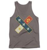 Cross Flag Mens Tank