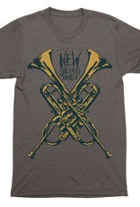 New Orleans Brass Mens Tee