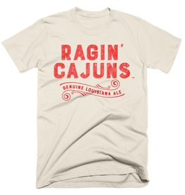 Ragin Cajuns Ale Mens Tee