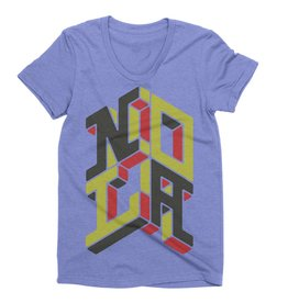NOLA Block Womens Tee