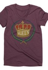 Cajun Queen Womens Tee