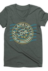 From Lafayette With Love Womens Tee