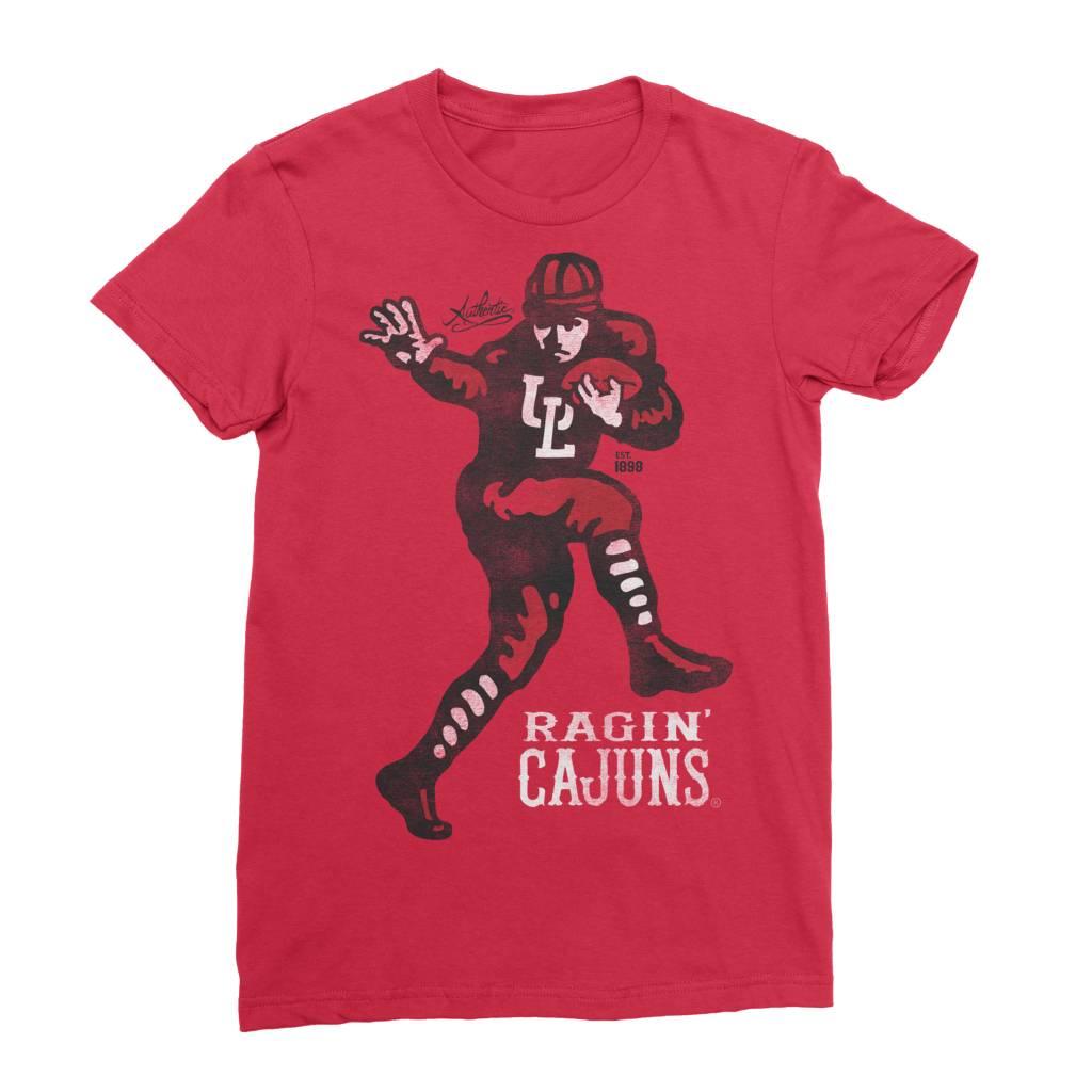 Ragin' Cajuns Player Womens Tee