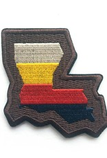 LA Stripes Patch
