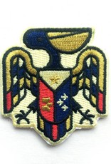 Pelican Crest Patch