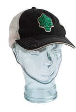 Gator Icon Unstructured Trucker Hat