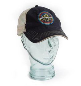 Water Meter Unstructured Trucker Hat