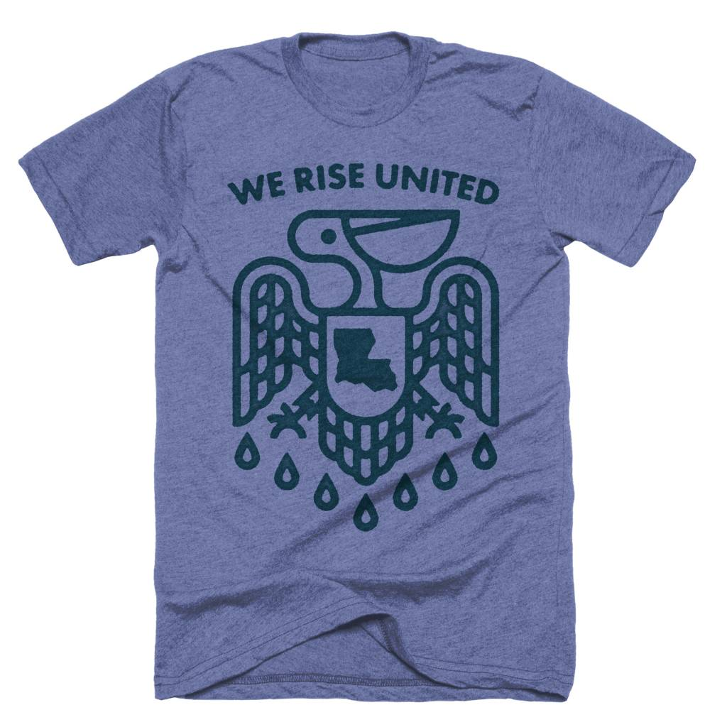 We Rise United Mens Tee