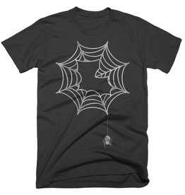 Spiderweb State Mens Tee