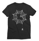 Spiderweb State Womens Tee
