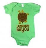 I Wanna Be Loved Bayou Baby Onesie