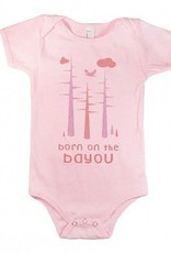 Born on the Bayou Baby Onesie