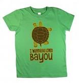 I Wanna Be Loved Bayou Toddler Tee