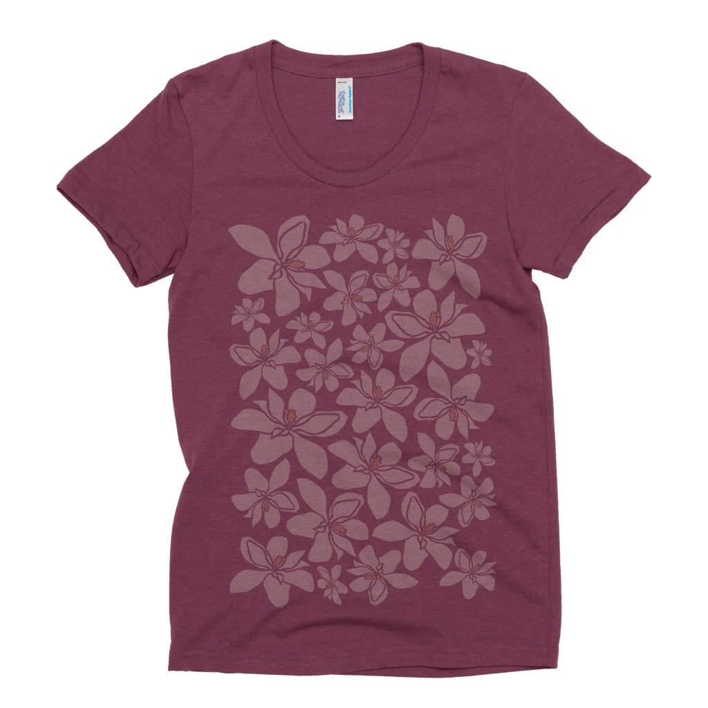 Vintage Magnolias Womens Tee